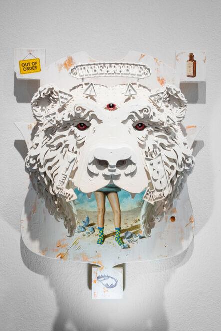 Mário Belém, 'Unbearable Trophy', 2020