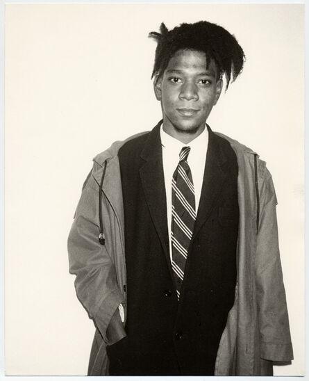 Andy Warhol, 'Jean-Michel Basquiat', 1986