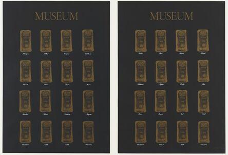 Marcel Broodthaers, 'Museum-Museum. 1972. ', 1972