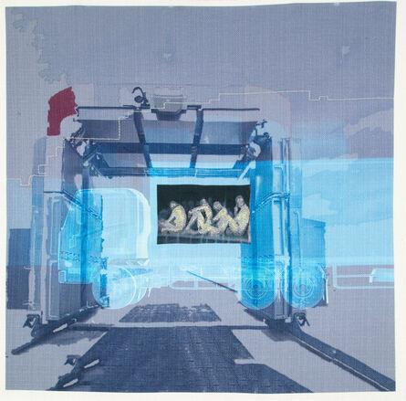 Joe Lewis (b. 1953), 'Freightliner - Freightliner ', 2019