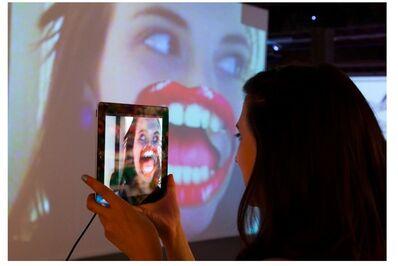 Chicks on Speed, 'Text, Vodka & Le Rock'n'Roll App', 2014