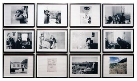 Sue Williamson, 'The Last Supper at Manley Villa (portfolio of 12 images)', 1981-2008