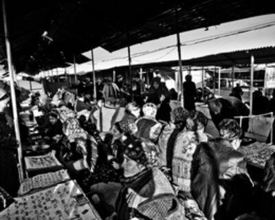 Matthew Webb, 'Carbon emission tipping point (Tolkuchka Bazaar, Ashgabat, Turkmenistan)', 2010