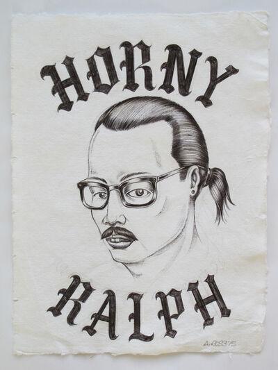 Alexis Ross, 'Horny Ralph', 2015