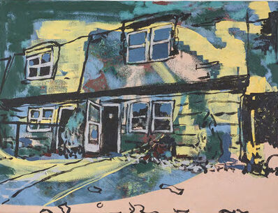 Kristopher Benedict, 'Townhouse', 2016