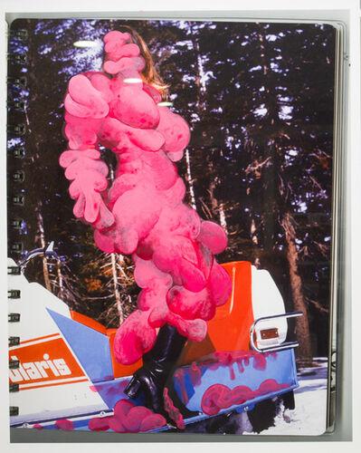 Yi-Hsin Tzeng, 'Pink Girl', 2014