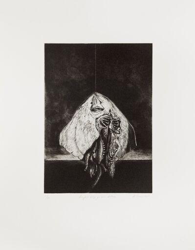 Ken Currie, 'Rayfish Elegy for John Bellany', 2015