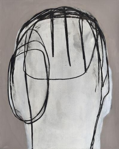 Hélène Cenedese, 'Head painting #20'