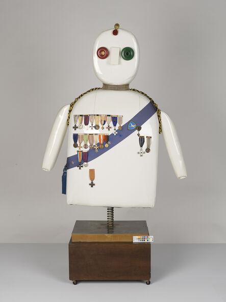 Enrico Baj, 'Punching General', 1969