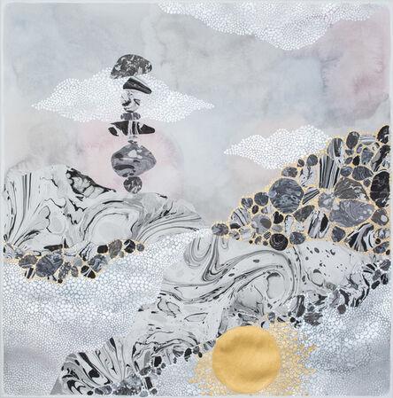 """Crystal Liu, 'a balancing act """"two sides"""" '"""
