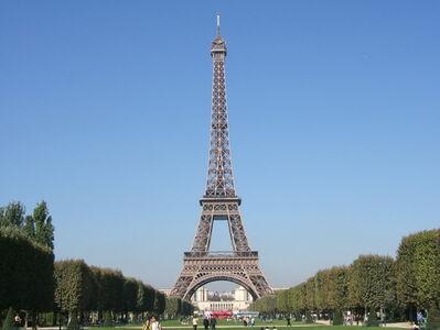 Gustave Eiffel, 'Eiffel Tower', 1887-1889
