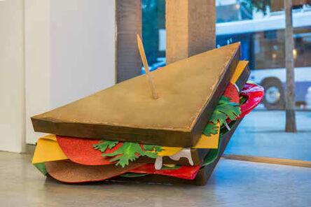 Dede Bandaid, 'Finger Food ', 2015