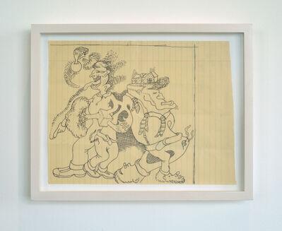Peter Saul, 'Untitled', 1995