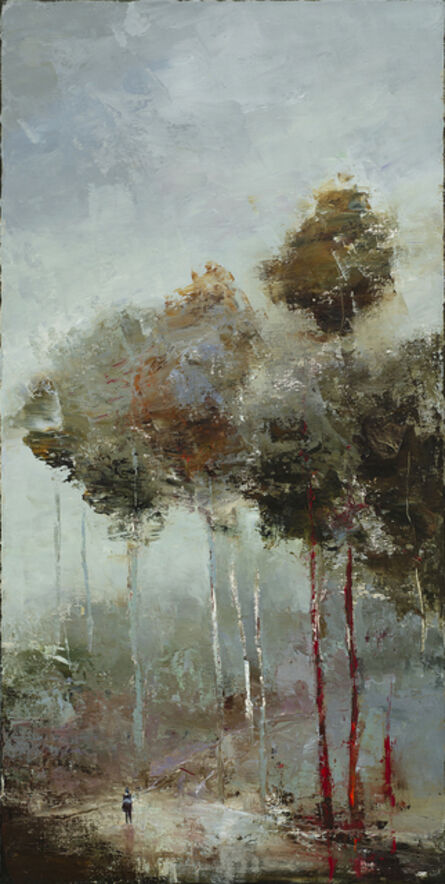 France Jodoin, 'The Evening on the Day Leans', 2020