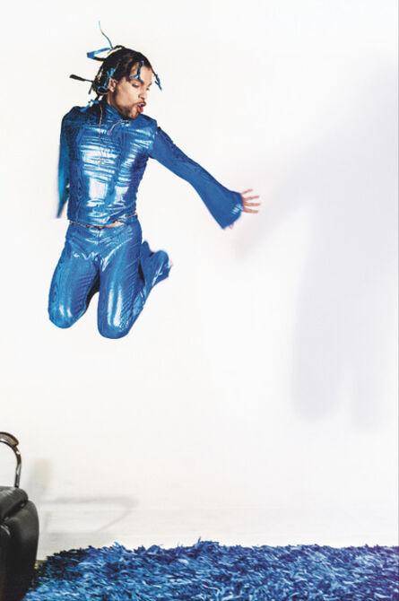 Steve Parke, 'Prince Jumping', 1999