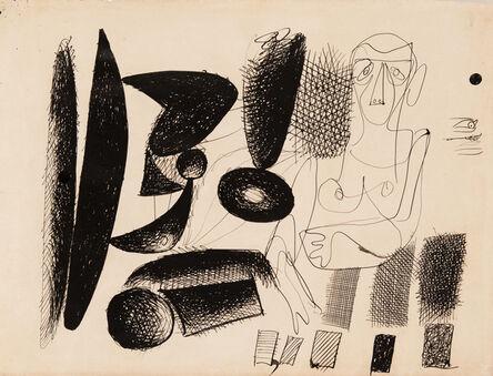 Arshile Gorky, 'Untitled [Double-sided]', circa 1931–1933