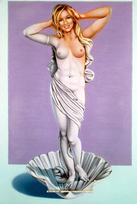 Mel Ramos, 'Transfiguration of Galatea #3', 2000