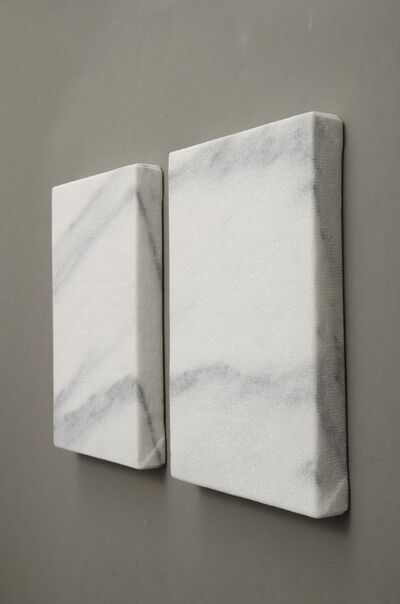Sebastian Martorana, 'Canvas IV & V: Diptych ', 2011