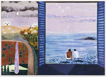 Freya Douglas-Morris, 'Journey Home', 2020