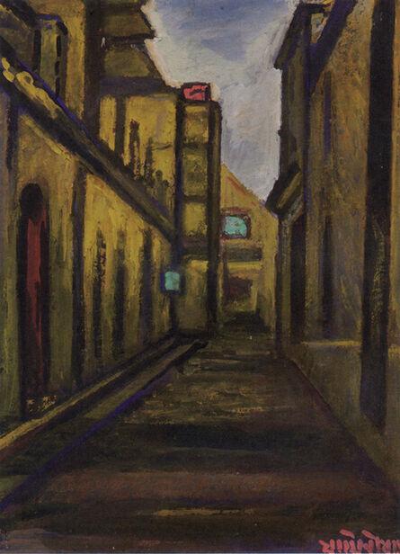 Jamini Roy, 'Untitled (Street Scene)'