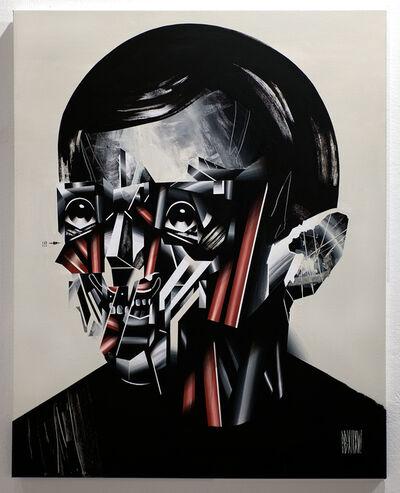 Bohdan Burenko, 'HEAD No. 4', 2016