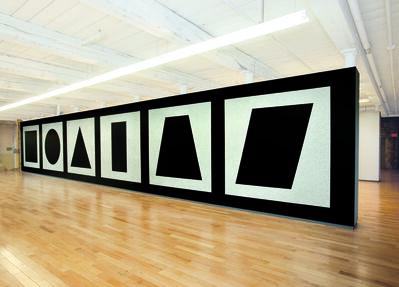 Sol LeWitt, 'Wall Drawing #343', 1980