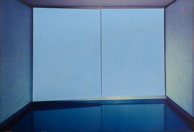 Ettore Spalletti, 'Stanza, Casa Spalletti', 1997
