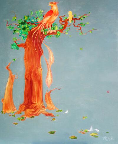 Yuxi Zhang, 'Phoenix', 2014