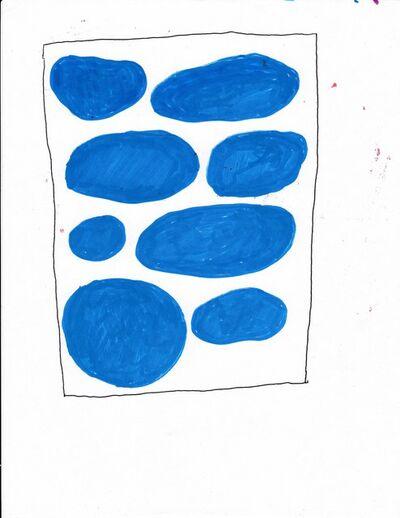 Jim Torok, 'Blue Clouds', 2017