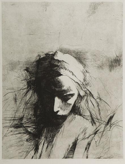 Arthur Polonsky, 'The Poem as Mask', 1968