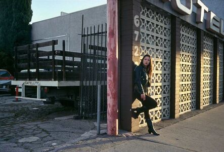 Lise Sarfati, 'Crisse, 6722 Sunset Blvd. From the series On Hollywood', 2008-2009