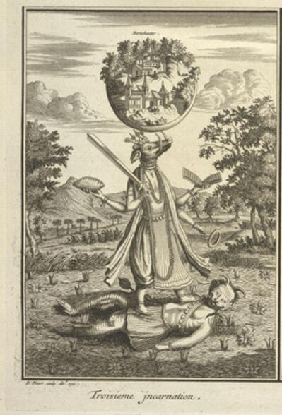 Bernard Picart, 'Third Incarnation', 1723-1743