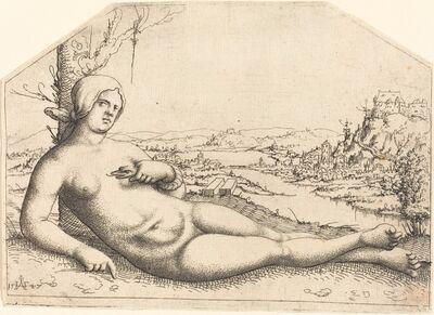 Augustin Hirschvogel, 'Death of Cleopatra', 1547
