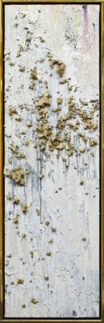 Larry Poons, '82G-10', 1982