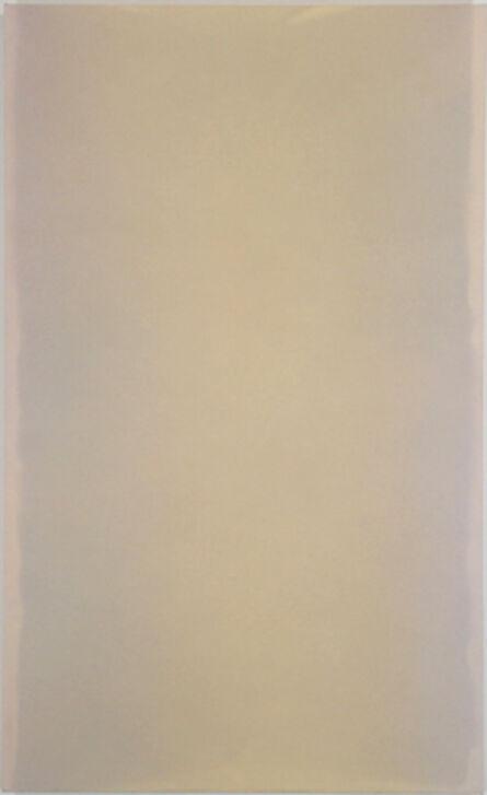 Taek Sang Kim, 'Breath's Hue -Yellow Cool', 2010
