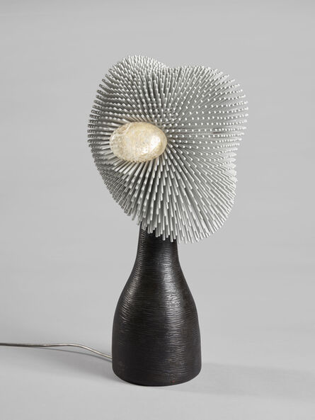 Pia Maria Raeder, ''Sea Anemone' Table Light Sculpture', 2019