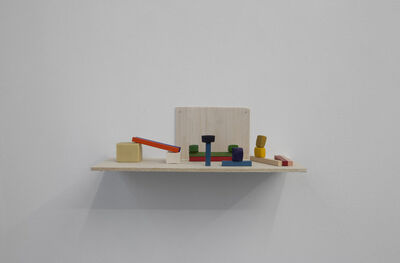 Ana Mazzei, 'Paisagem pequena', 2013