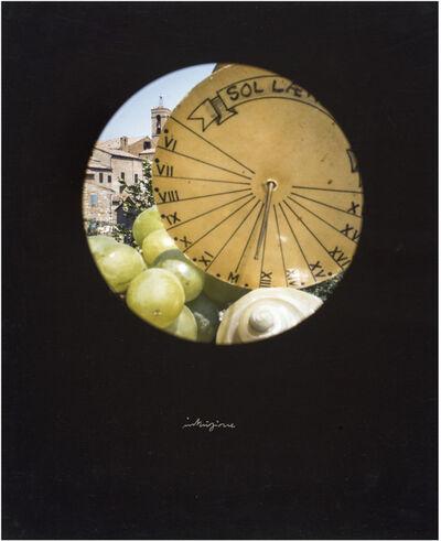 Luca Maria Patella, 'Intuizione (Sol laetus laetis)', 1985