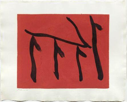 Robert Motherwell, 'Rite of Passage II', 1979-80