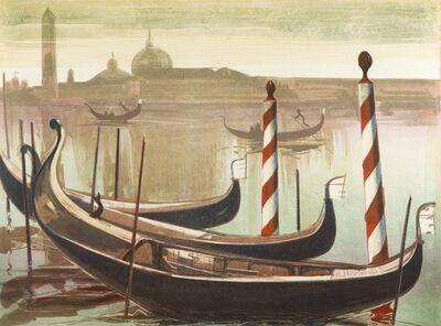 Ture Bengtz, 'Venice', ca. 1962