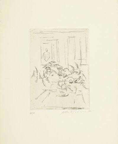 Alberto Giacometti, 'Bouquet I', 1954/1955