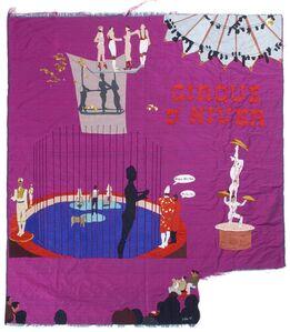 Billie Zangewa, 'Cirque d'hiver', 2007