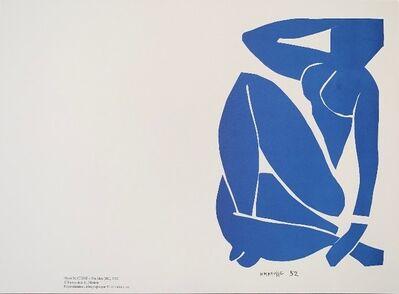 Henri Matisse, 'Nu Bleu III', 2007