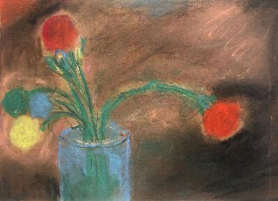 Jan Müller (1922-1958), 'Five Flowers', 1956
