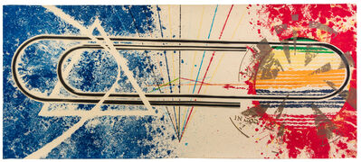 James Rosenquist, 'Cold Rolled (set of three)', 1974-76