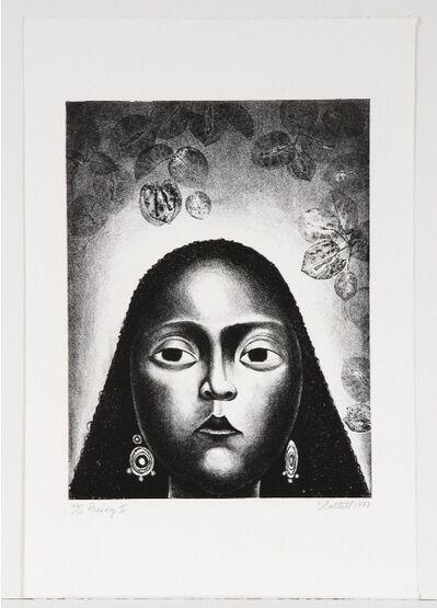 Elizabeth Catlett, 'Prissy II', 1987