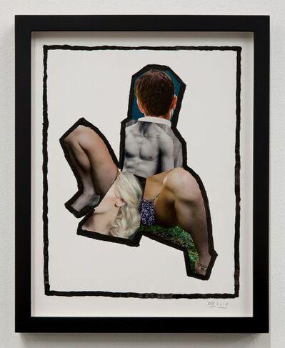 Derek Boshier, 'Squat ', 2014
