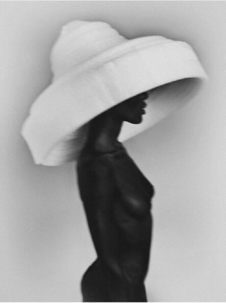 Bastiaan Woudt, 'Tino White Hat', 2018