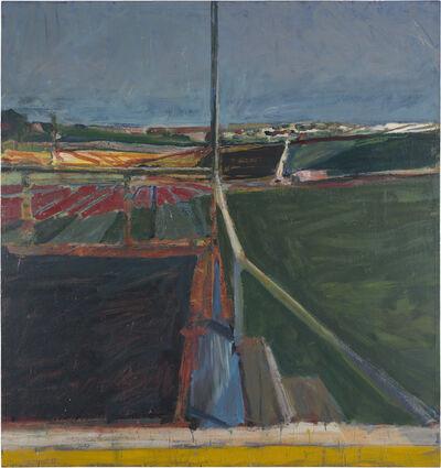 Richard Diebenkorn, 'View from the Porch', 1959