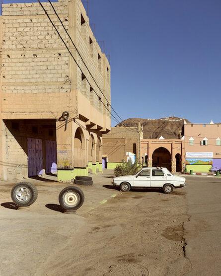 Nina Raasch, 'Morocco street #4', 2017